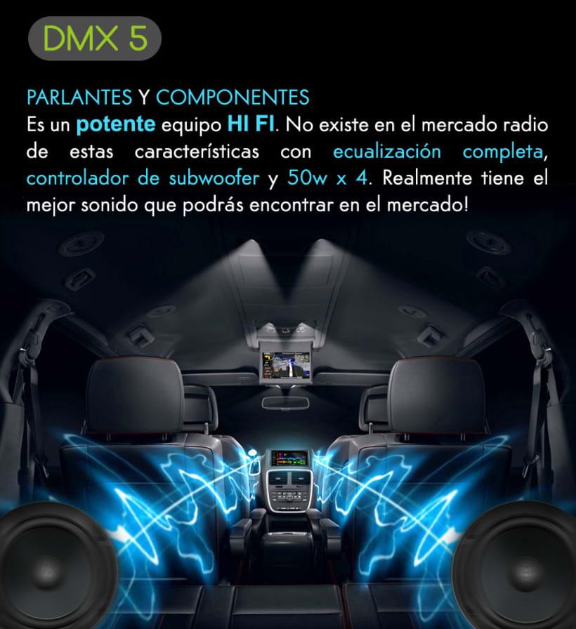 Gráfica a DEMNEX 3