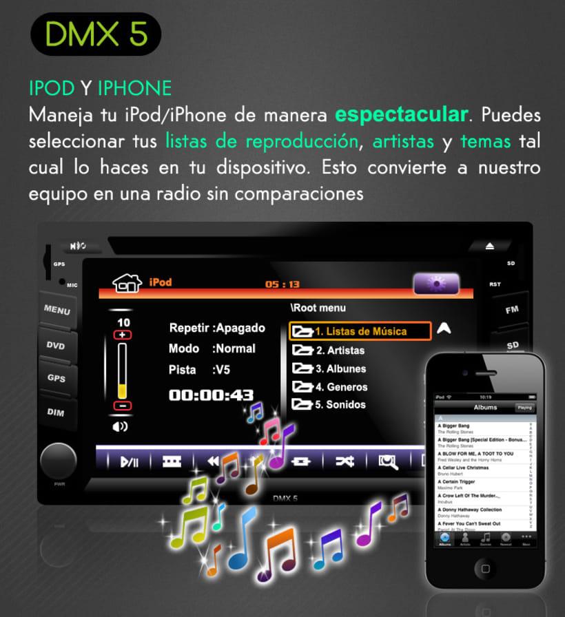 Gráfica a DEMNEX 2
