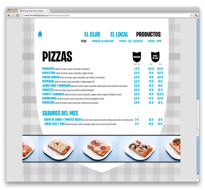 El Club Dela Pizza 9