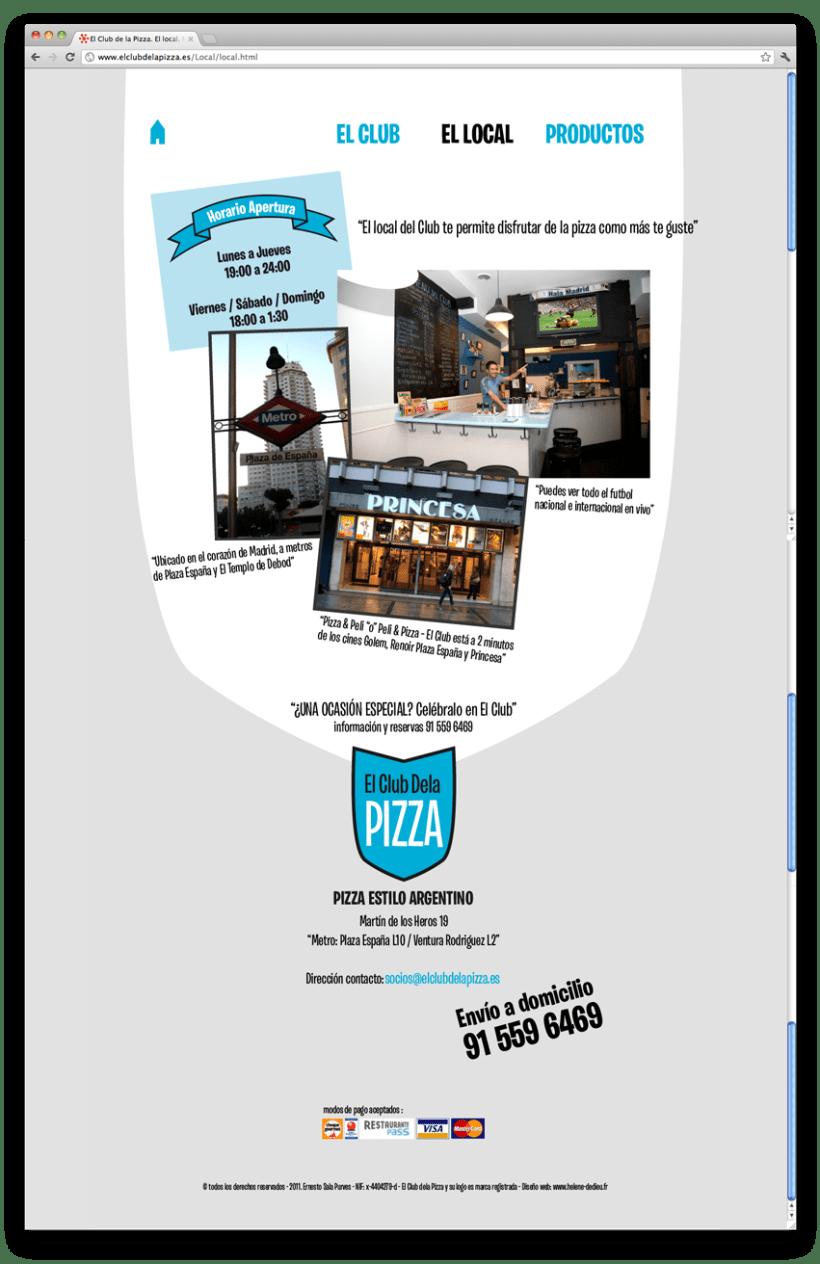 El Club Dela Pizza 7