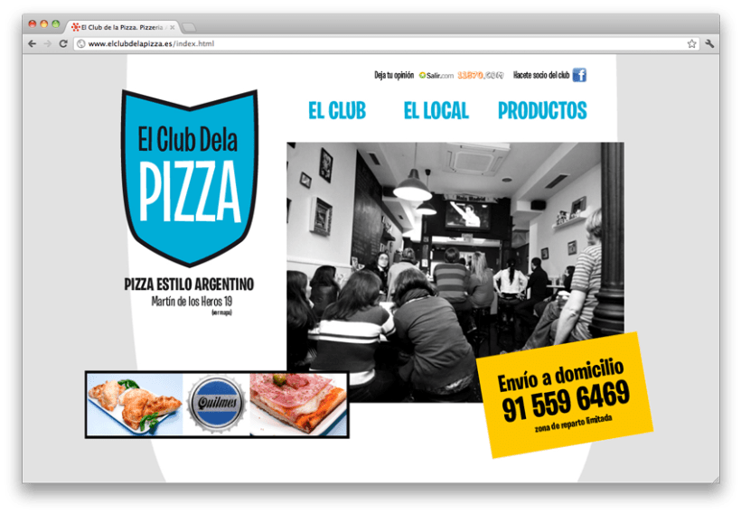El Club Dela Pizza 3