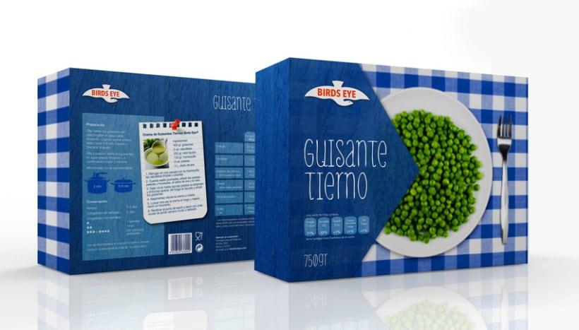 Frozen Vegetables 3