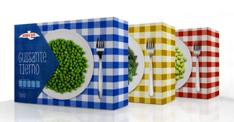 Frozen Vegetables 2