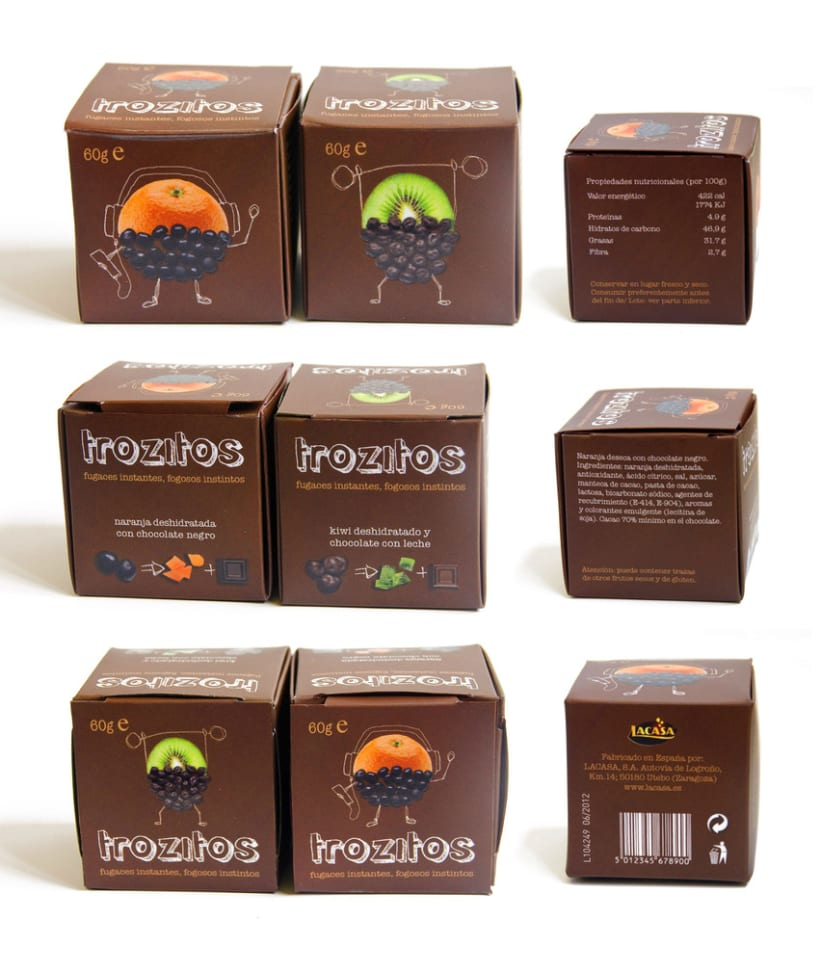 Trozitos (frutas secas con chocolate) 3