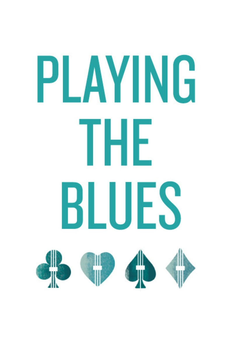 Playing the blues 2