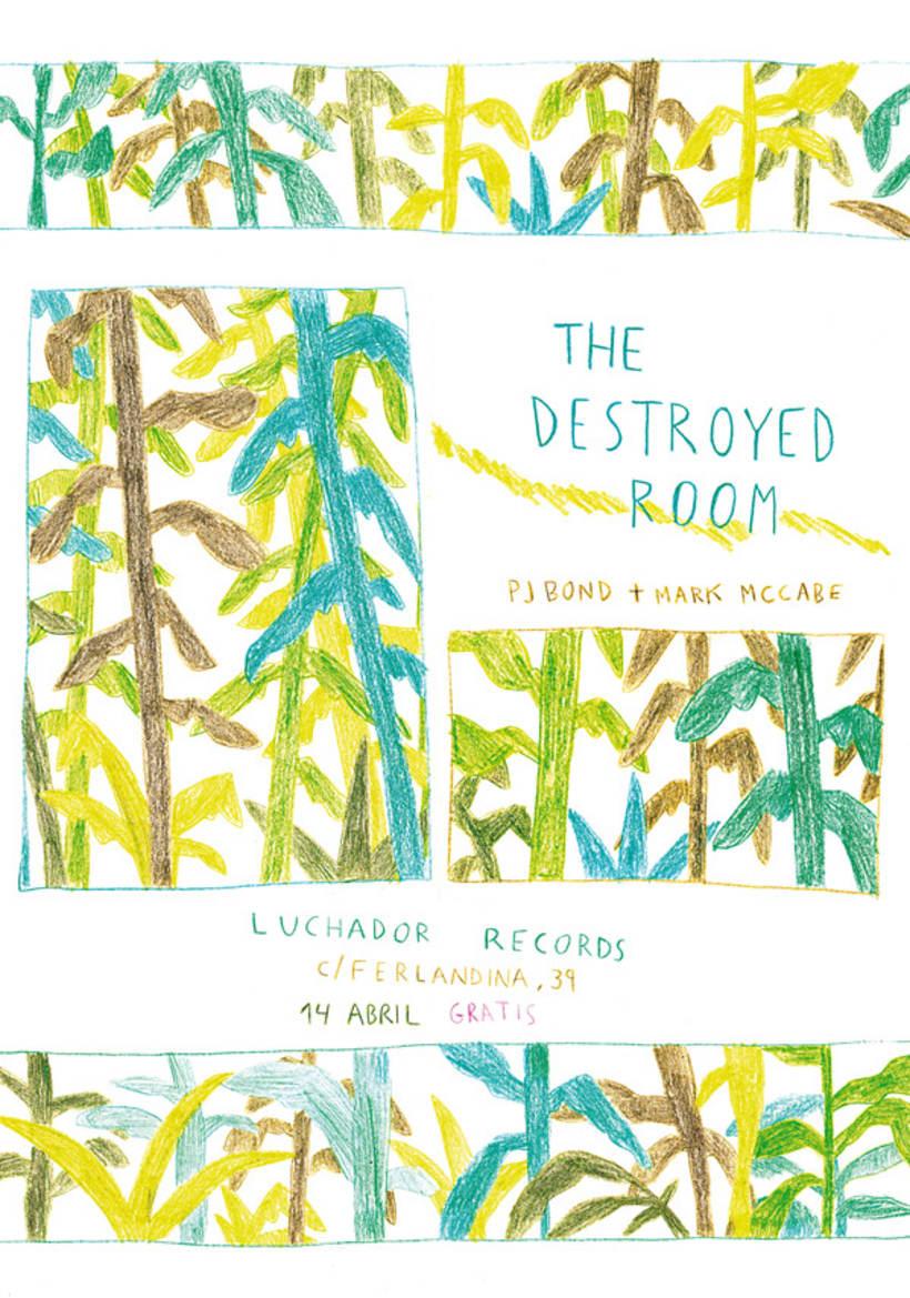 Concierto The Destroyed Room 2