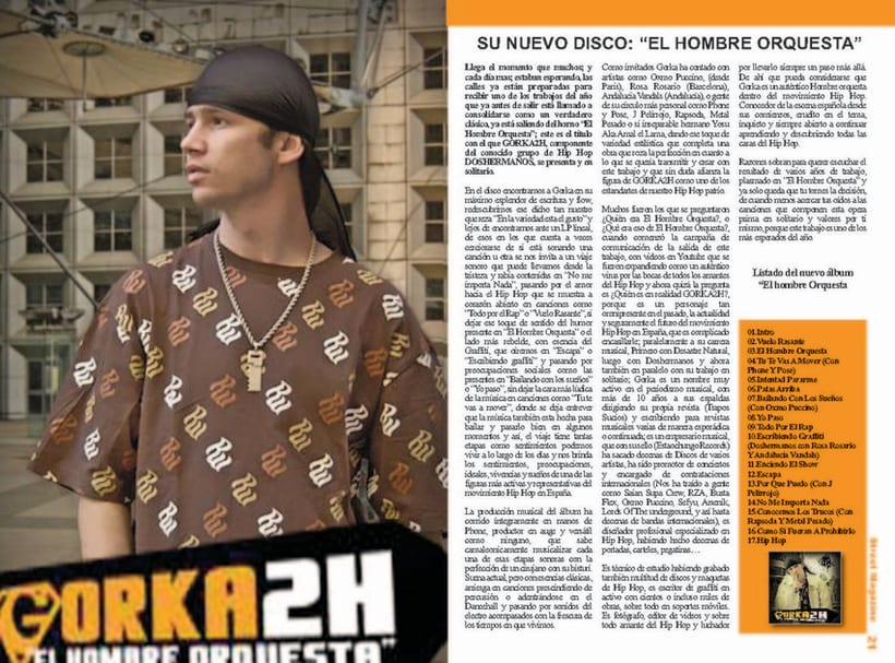 Revista Hip Hop  3