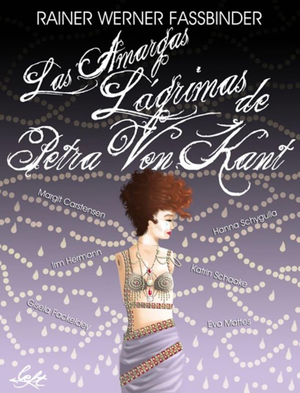 """Libreto DVD """"Las amargas lágrimas de Petra Von Kant"""" 1"""