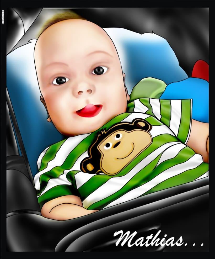 Niño Mathias -  Child Mathias 2
