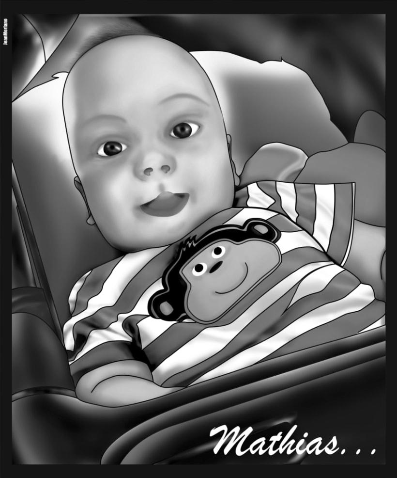Niño Mathias -  Child Mathias 3
