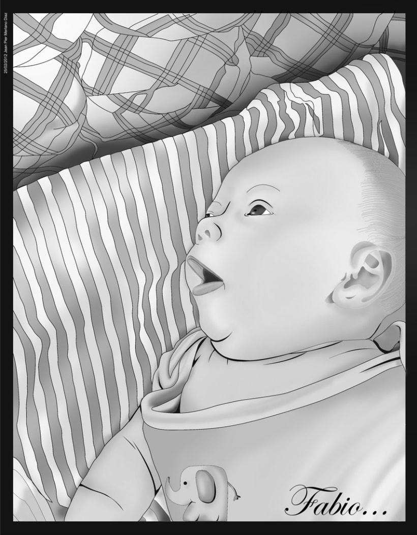 Niño Fabio - Child Fabio 3