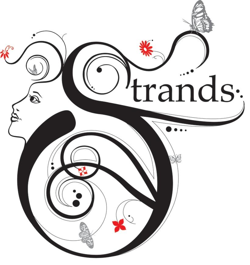 Strands Hair Design 1