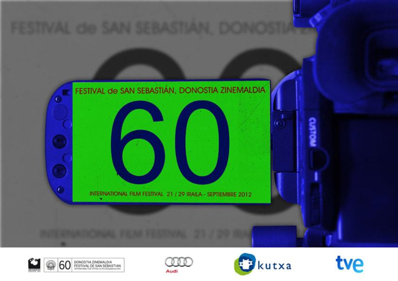 Propuesta cartel Festival de cine de San Sebastián 2