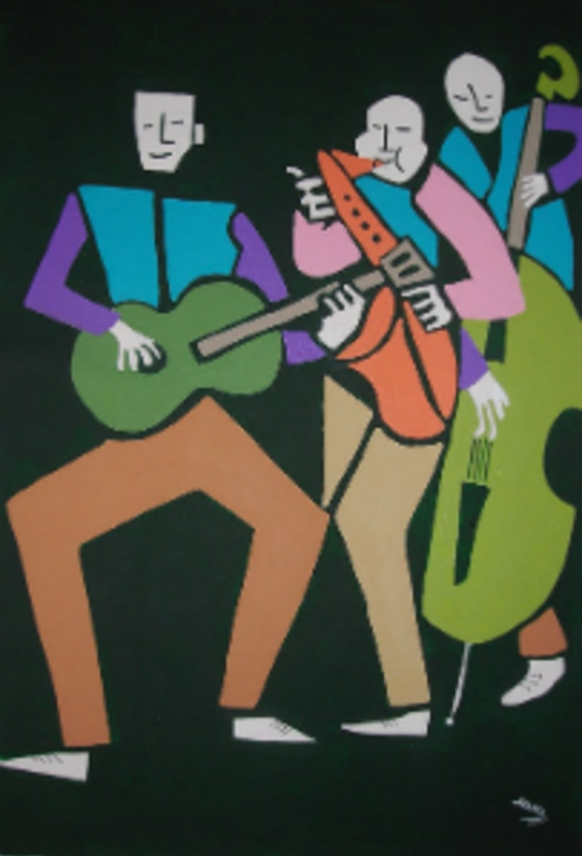 ILUSTRANDO JAZZ VOL. 2 8