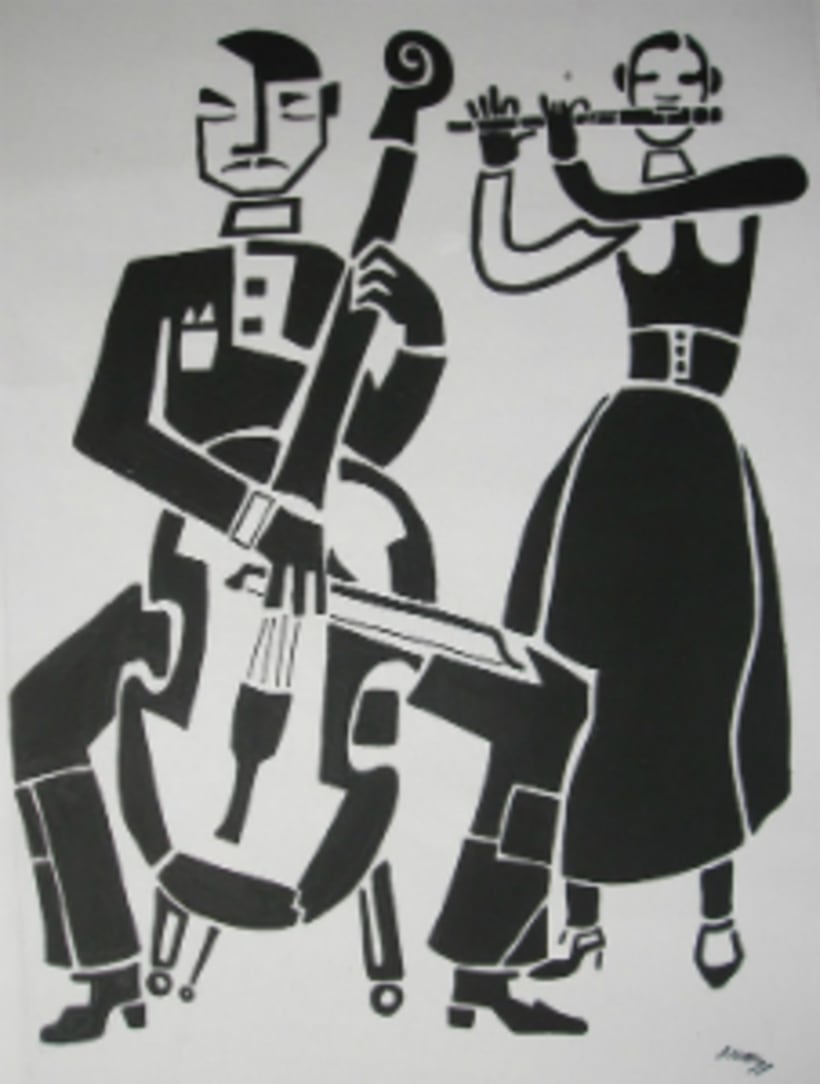 ILUSTRANDO JAZZ VOL. 2 3