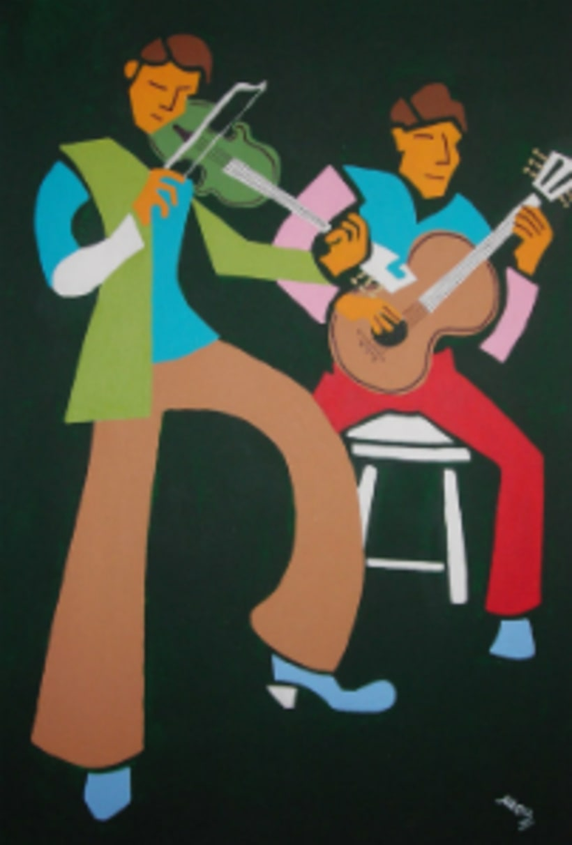 ILUSTRANDO JAZZ VOL. 2 1