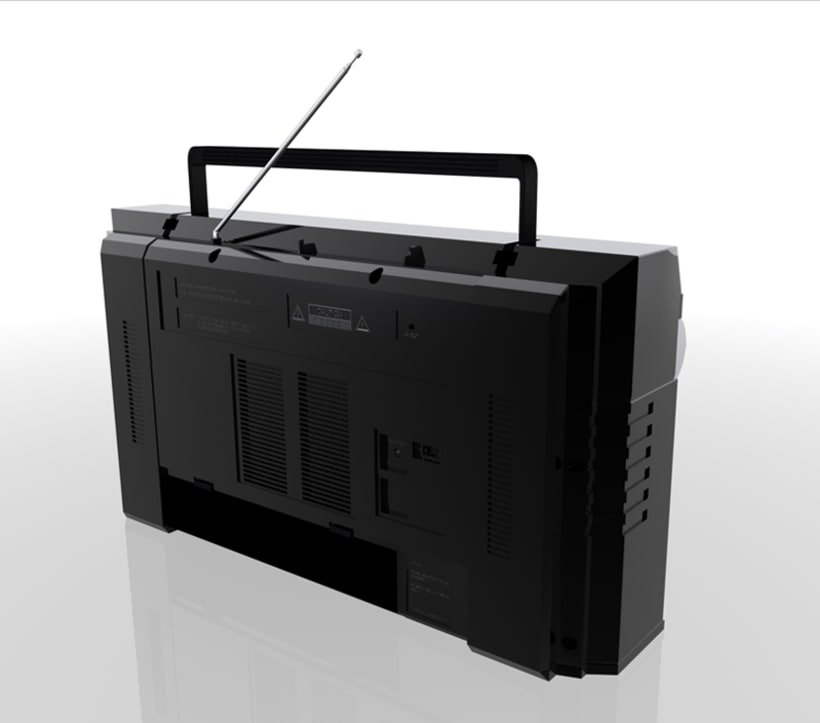 BoomBox Naone Blaster TRC 931 4