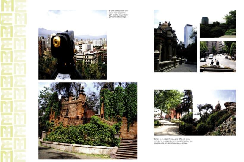 Revista Turística Cerro Santa Lucía 4