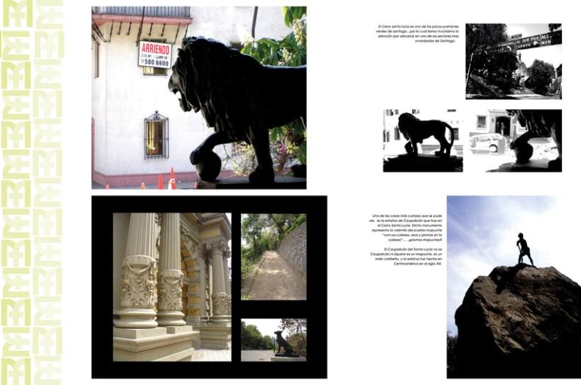 Revista Turística Cerro Santa Lucía 3
