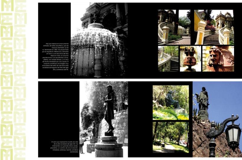 Revista Turística Cerro Santa Lucía 2