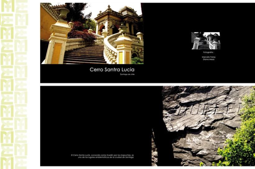 Revista Turística Cerro Santa Lucía 1