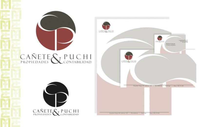 Cañete & Pucchi, Desarrollo Marca 1