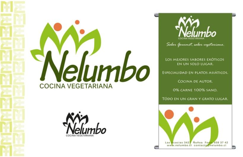 NELUMBO, Comida Vegetariana 1