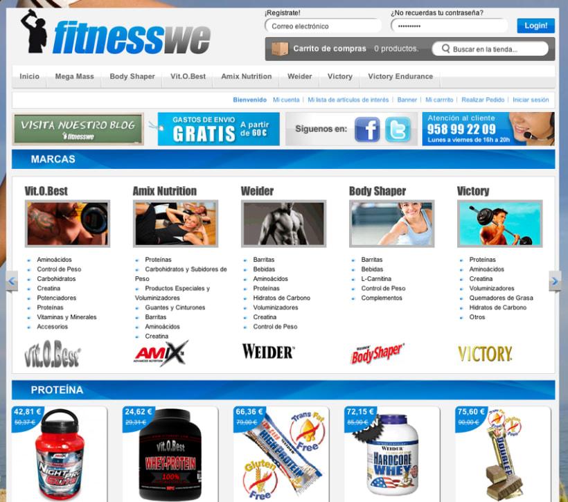 FitnessWe 2