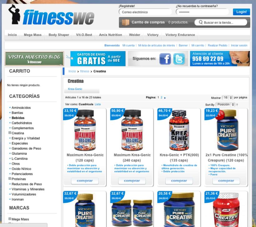 FitnessWe 1