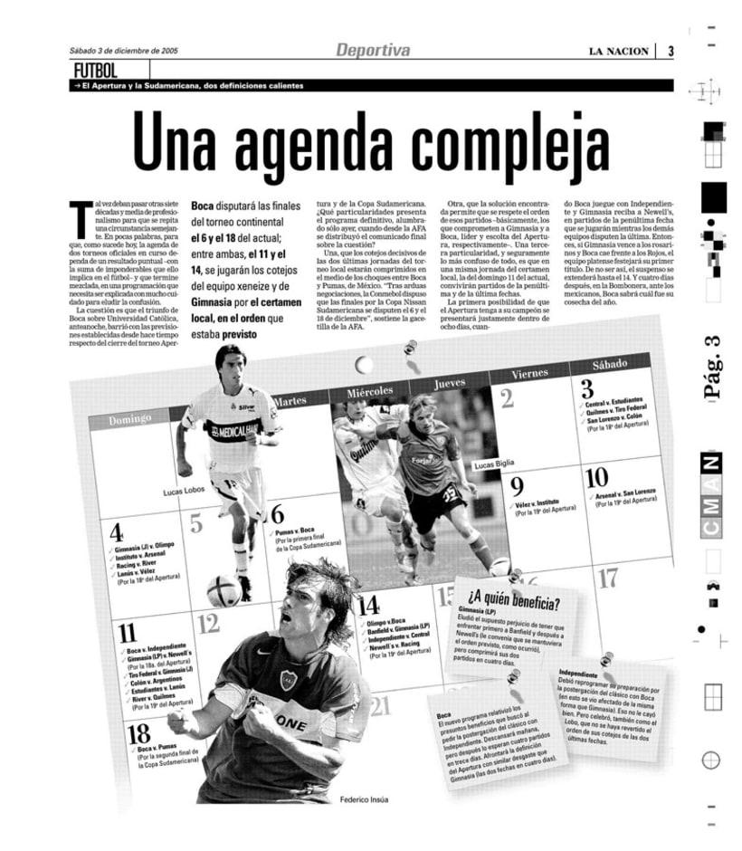La Nación Deportiva 2