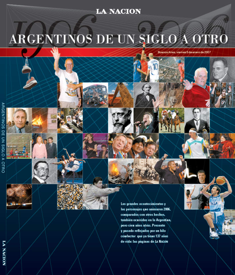 La Nación, Anuario 2006 1