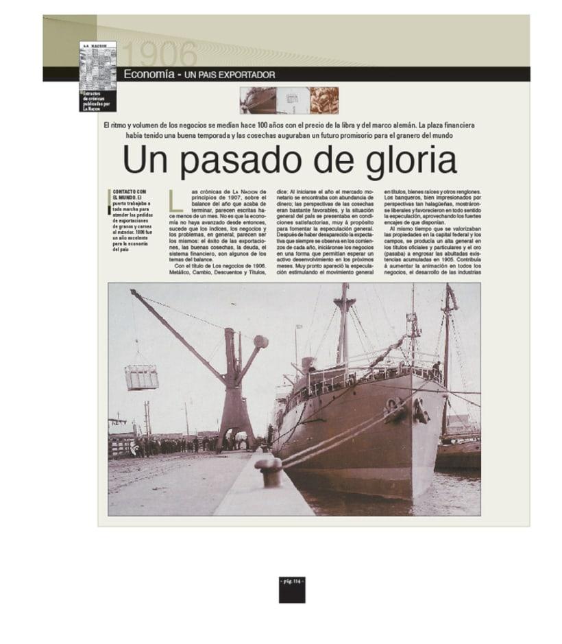 La Nación, Anuario 2006 2
