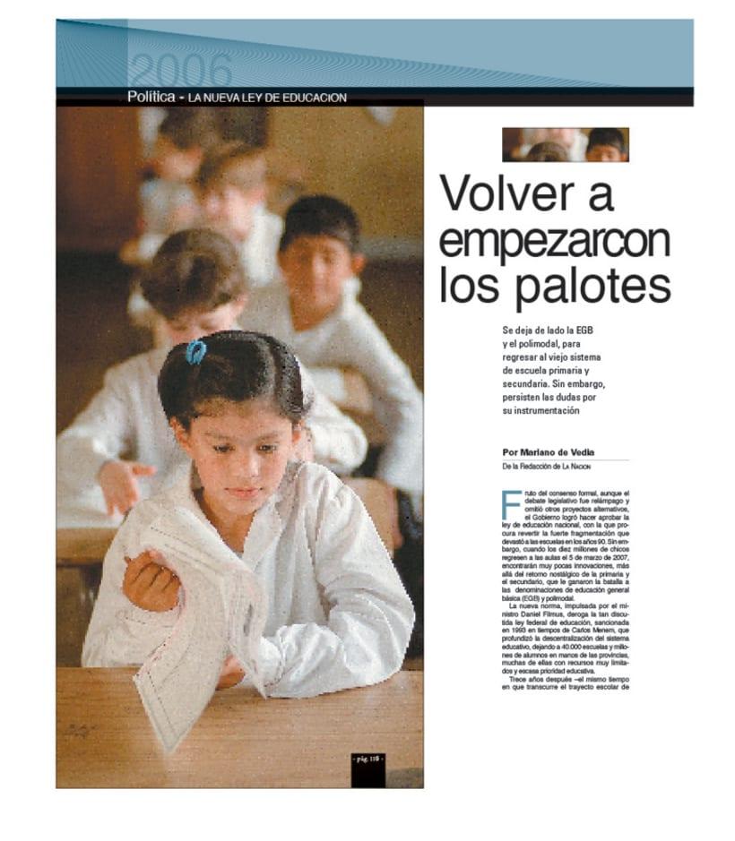 La Nación, Anuario 2006 4