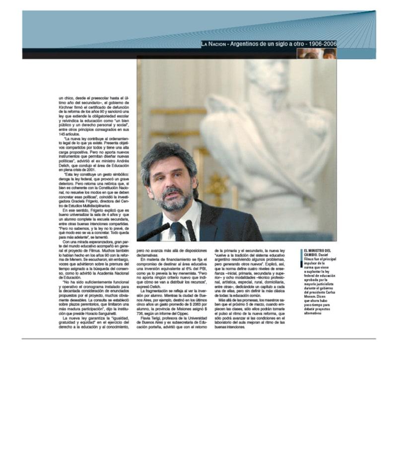 La Nación, Anuario 2006 5