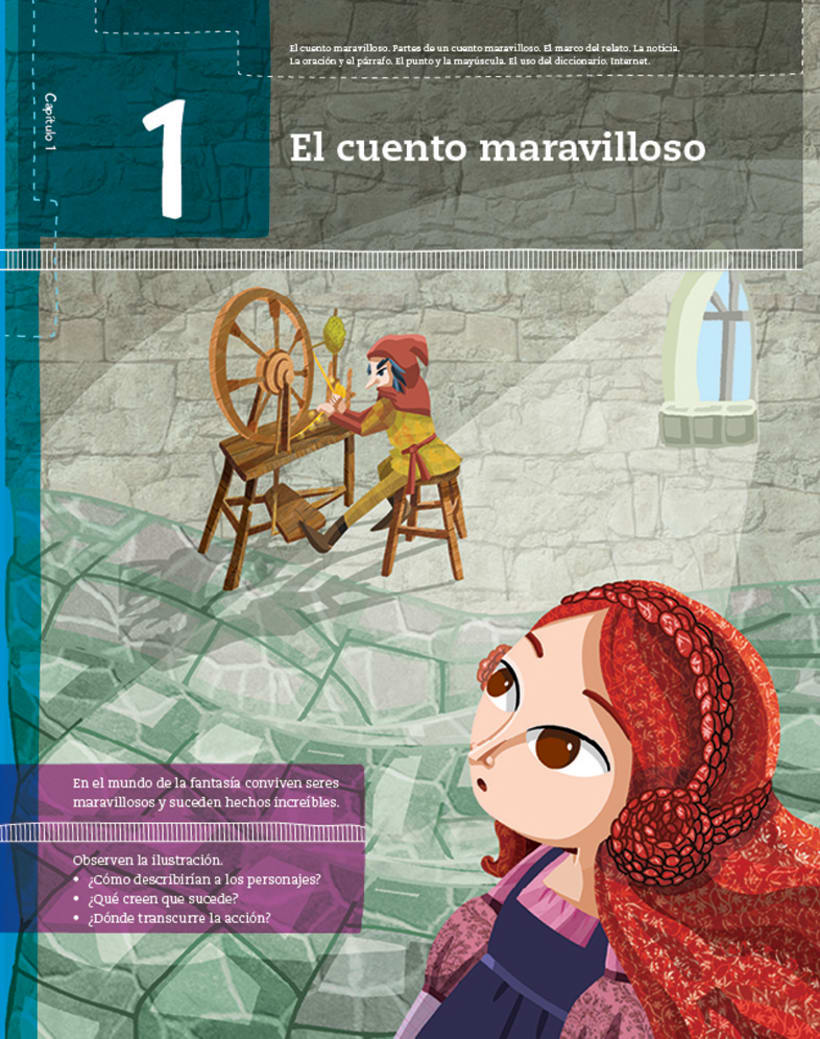 Editorial EDEBE, manual de Lengua 5º ciclo 2012 1