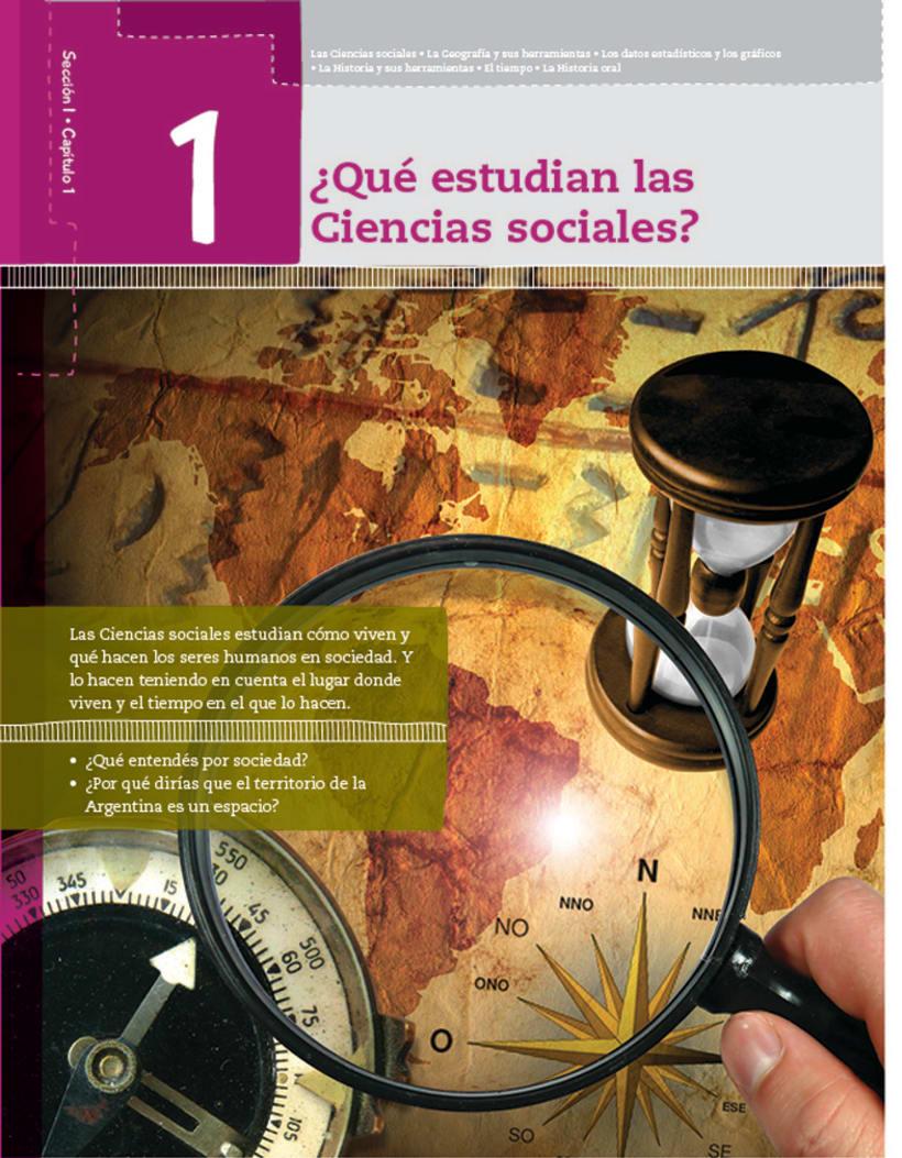 Editorial EDEBE, manual de Sociales 4º ciclo 2012 1