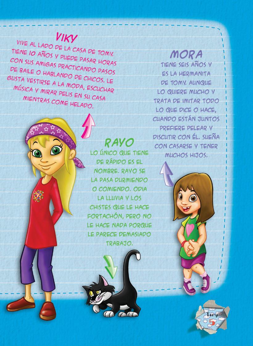 Editorial BEEME, Libro de cuentos y chistes Tomy 5