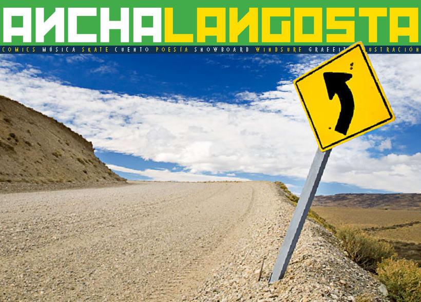 Ancha Langosta, proyecto personal 1