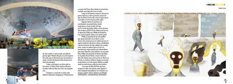 Ancha Langosta, proyecto personal 7