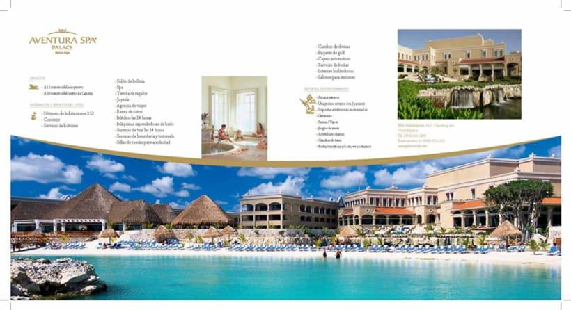 Boceto folleto Hotel Palace 2