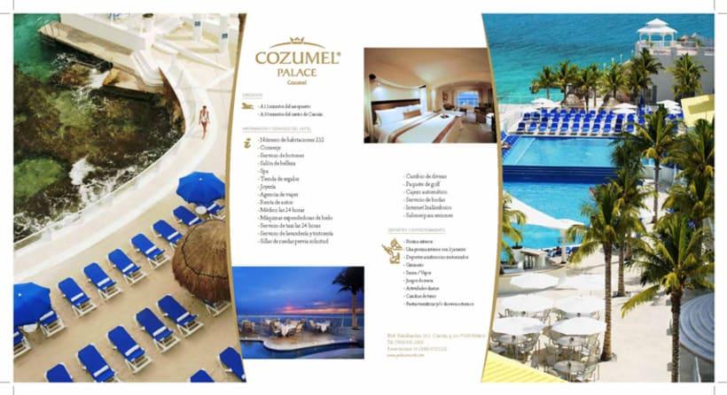 Boceto folleto Hotel Palace 6