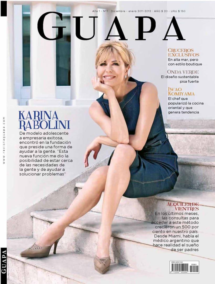 Revista Guapa Nº I 1