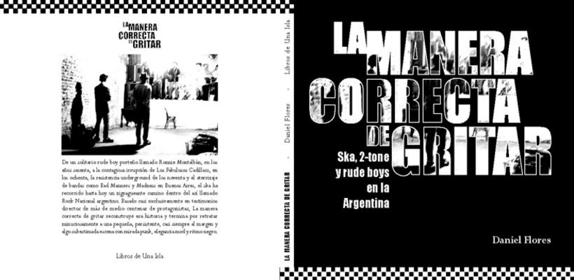 Editorial Una Isla, Libro La Manera Correcta de Gritar 1