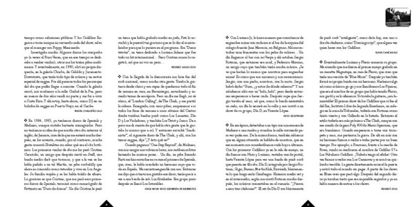Editorial Una Isla, Libro La Manera Correcta de Gritar 16