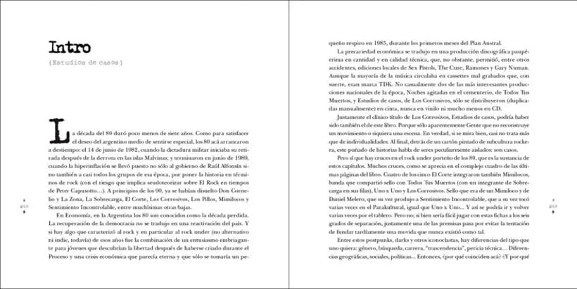 Editorial Una Isla, Libro Gente que No 3