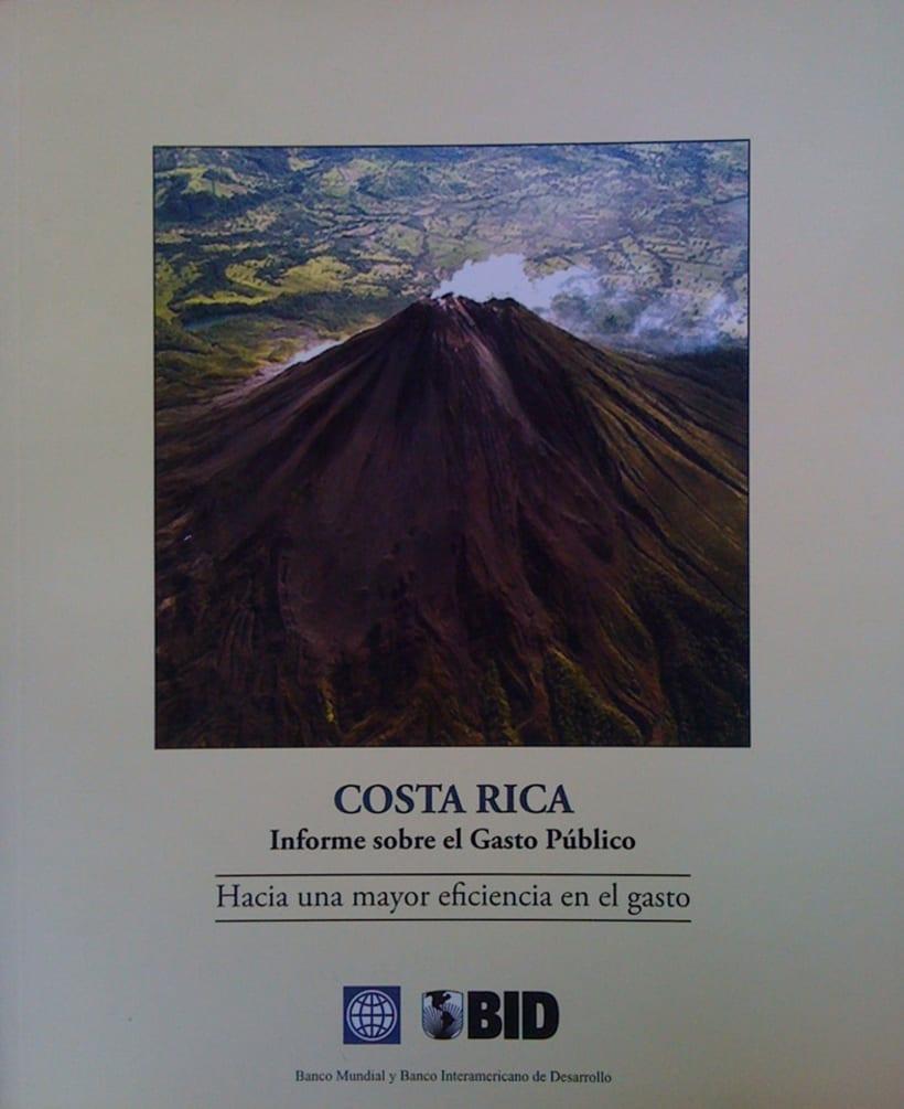 Libro para el BID y Banco Mundial, sobre Costa Rica 1