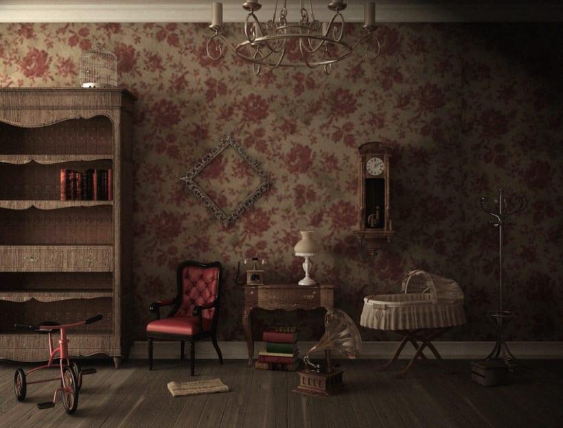 La habitación de los recuerdos 1