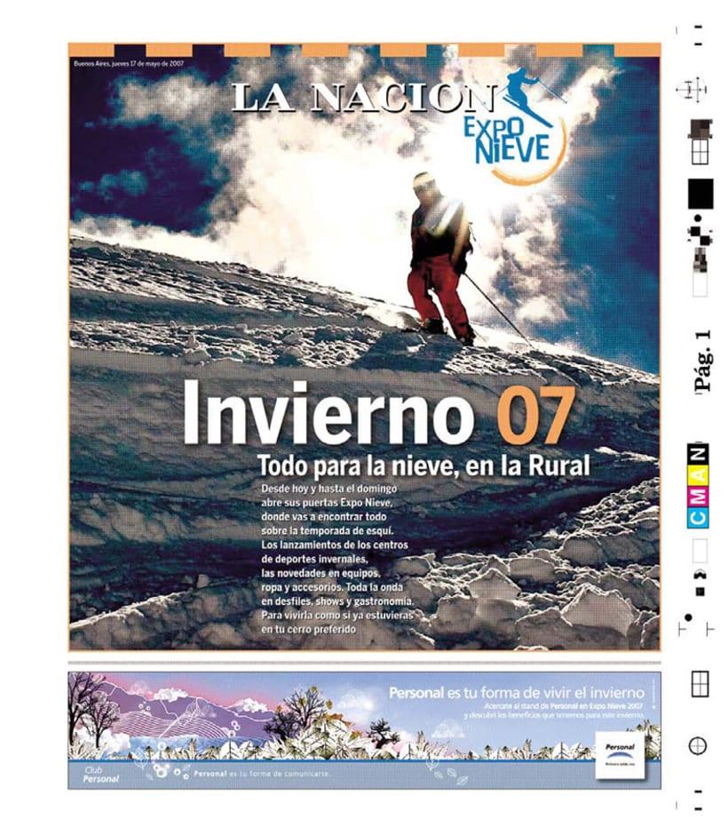 Deportiva Xtrema, Diario La Nación 7