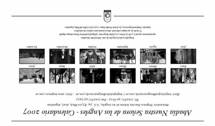 Calendario 2007 8
