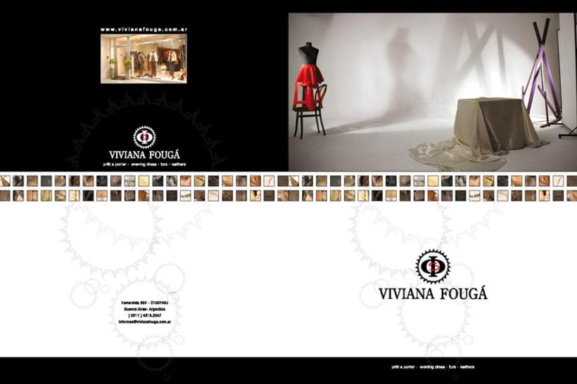 Viviana Fugá, catalogo colección 2007 1